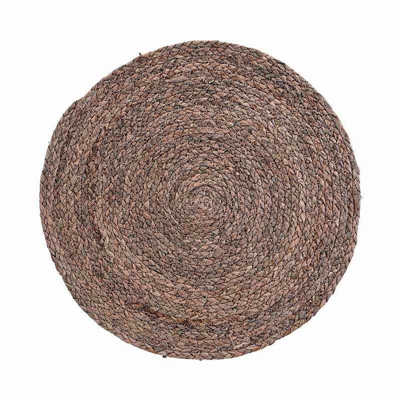 House Doctor – Circle dækkeservietter lys grå – 4 stk.