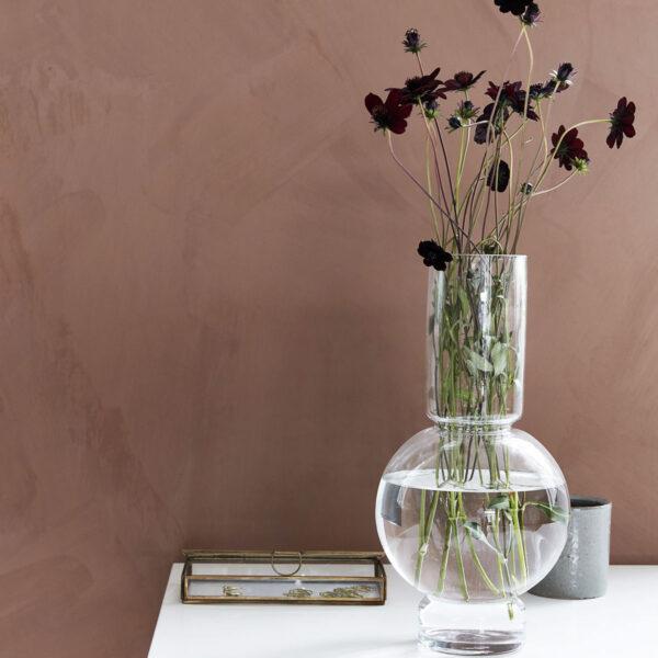 Bubble vase fra House Doctor i klar