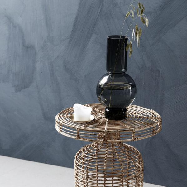 Bubble vase fra House Doctor i grå