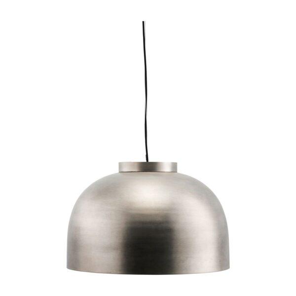 Bowl lampe fra House Doctor i gunmetal