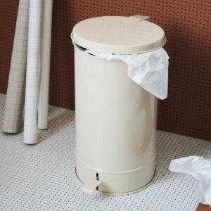 Mono affaldsspand fra Monograph i beige
