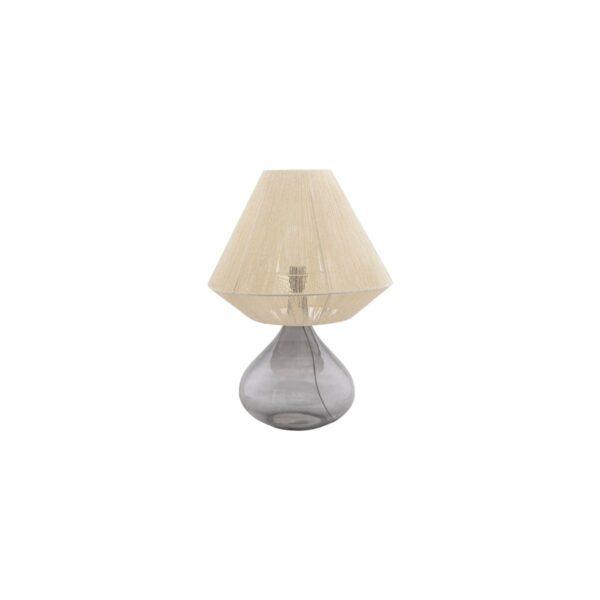 Yarn lampeskærm fra House Doctor i beige
