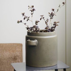 Bundi urtepotte fra House Doctor i brun
