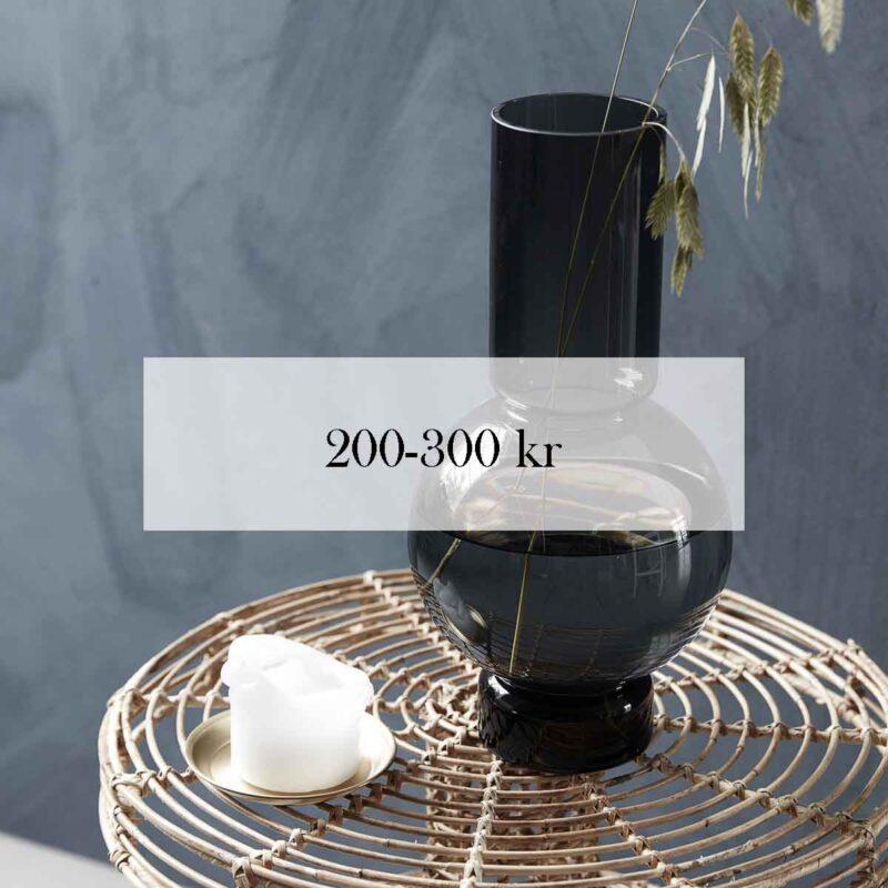 Gave 200-300 kr