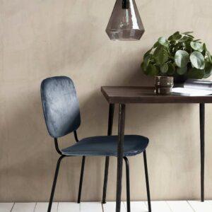 House Doctor comma spisebordsstol i grå