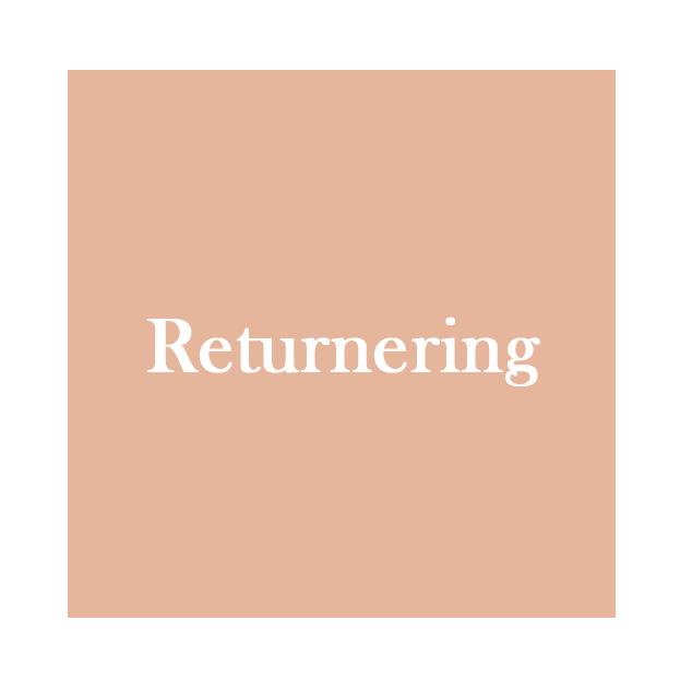 Returnering
