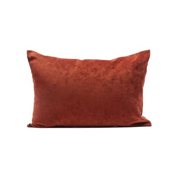 MOUD Home Perfect sofapude i deep brick