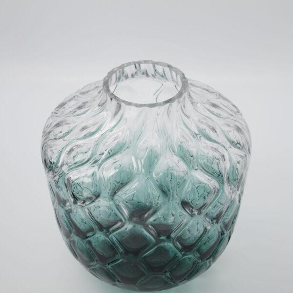 Art deco vase fra House Doctor i grøn