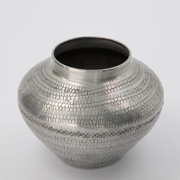Arti vase fra House Doctor i antik sølv