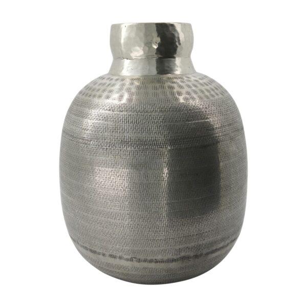 Artine vase fra House Doctor i antik sølv