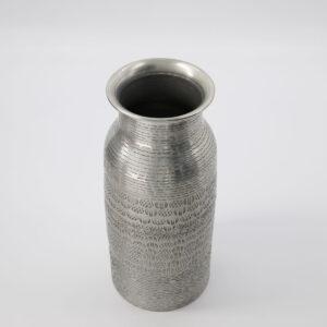 Fenja vase fra House Doctor i antik sølv i str. small