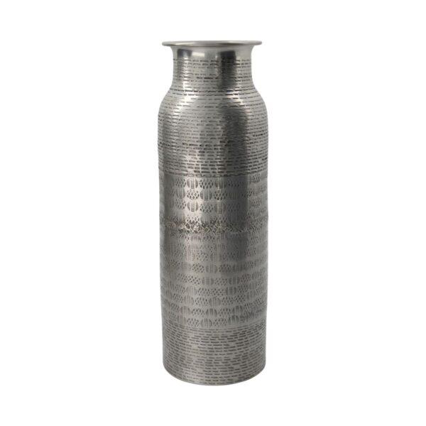 Fenja vase fra House Doctor i antik sølv i str. large