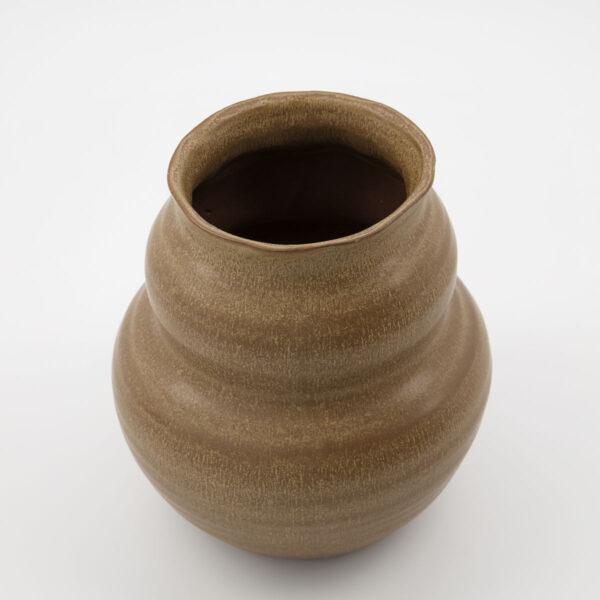 Juno vase fra House Doctor i brun