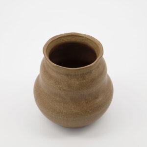 Juno vase fra House Doctor i brun str. small