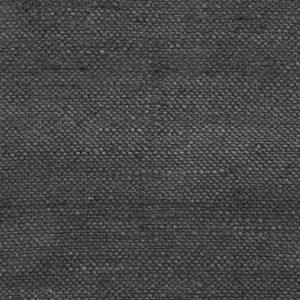 Hempi tæppe fra House Doctor i sort størrelse 300x200