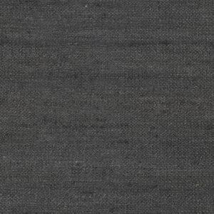 Hempi tæppe fra House Doctor i sort med størrelsen 180x180