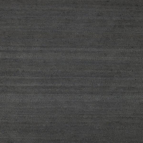 Hempi tæppe fra House Doctor i sort størrelse 250x250