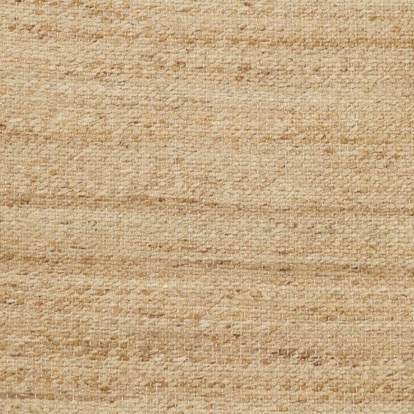Hempi tæppe fra House Doctor i natur med størrelsen 300x90