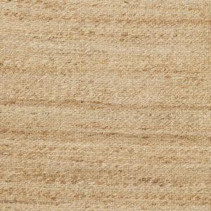 Hempi tæppe fra House Doctor i natur med størrelsen 250x250