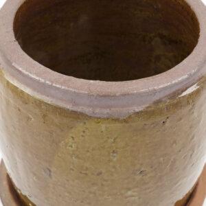 Khap urtepotte fra House Doctor i brun i størrelsen small