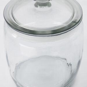 Ville opbevaringsglas fra House Doctor i klar