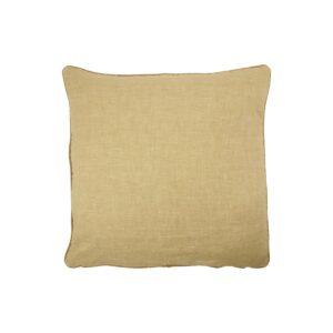 Sai pudebetræk fra House Doctor i gylden brun
