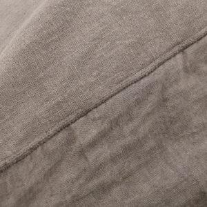 Sai pudebetræk fra House Doctor i varm grå