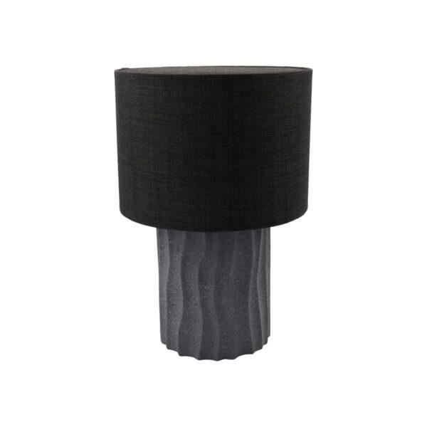 Bora bordlampe inklusiv lampeskærm fra House Doctor i grå