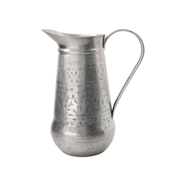Althea kande fra Meraki i antik sølv