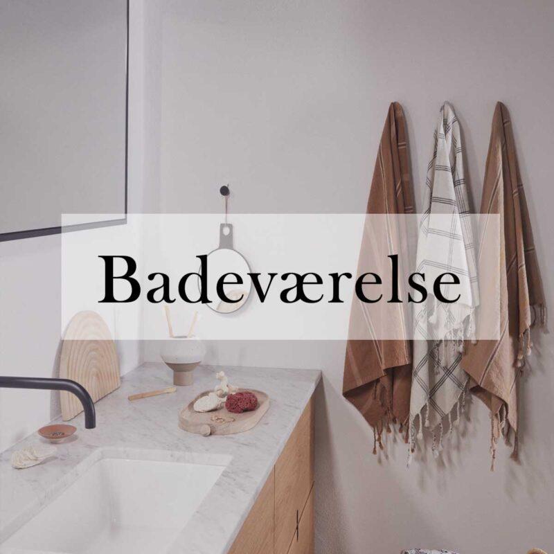 Badeværelses tilbehør - shop online hos Packhouse