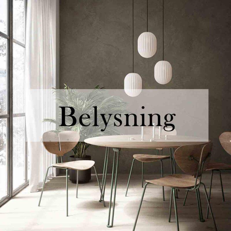 Belysning - køb lamper online hos Packhouse
