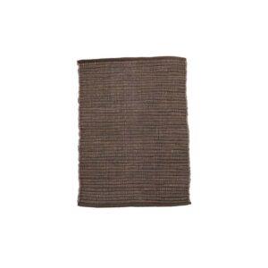 House Doctor Chindi gulvtæppe i brun
