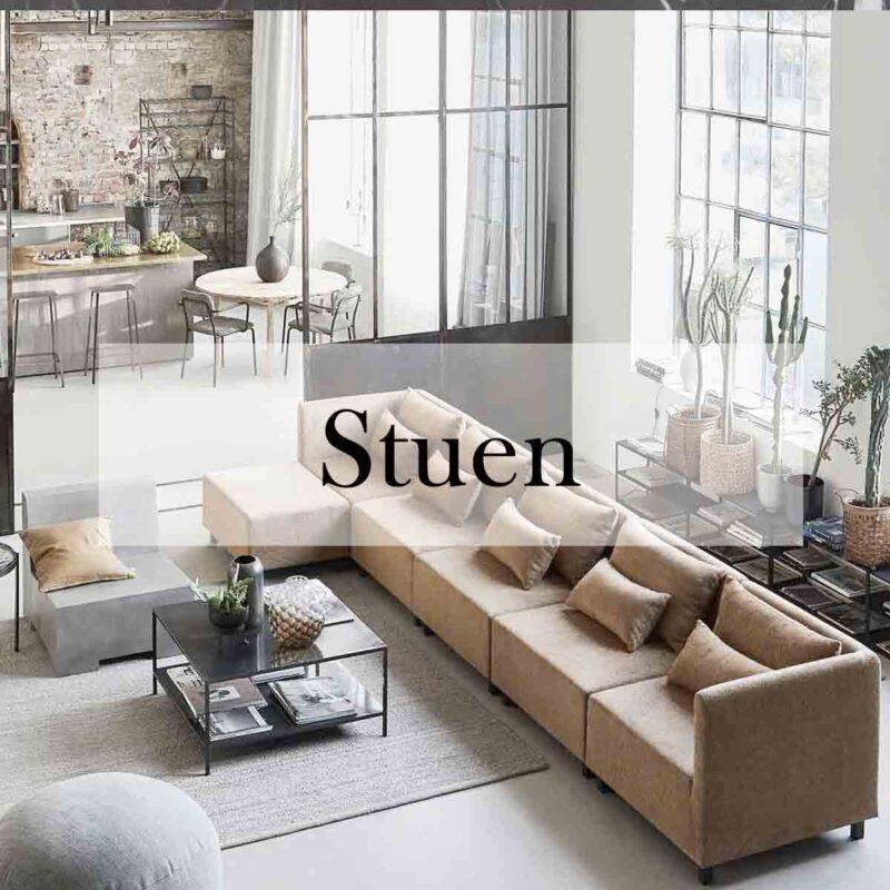 Stuen - køb møbler og tilbehør til stuen