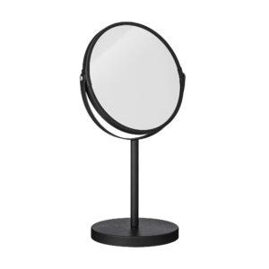 Spejl fra Bloomingville i sort og metal