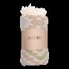 Ana hamamhåndklæde fra ALGAN i lyse nuancer