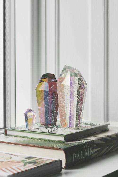 Crystal rock fra Eden Outcast i klar i størrelsen lille