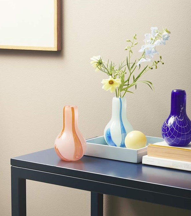 Blogindlæg - Flow vase farver