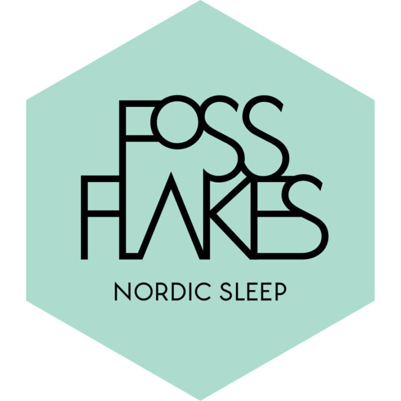 Foss flakes 1x1 logo
