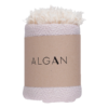 Nane gæstehåndklæde fra ALGAN i lavendel