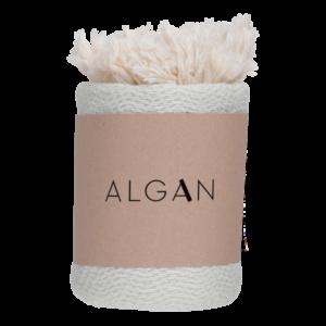 Nane gæstehåndklæde fra ALGAN i mint