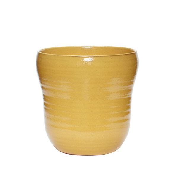 Potte fra Hübsch i gul