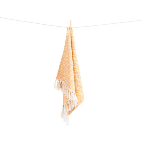 Sumak gæstehåndklæde fra ALGAN i sol