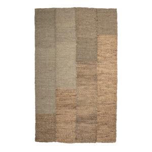 Enzov tæppe fra Bloomingville i natur
