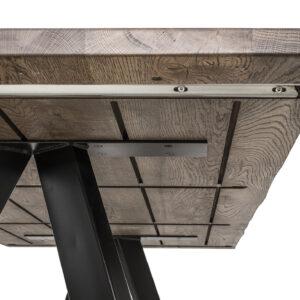Raw spisebord fra Bloomingville i brun