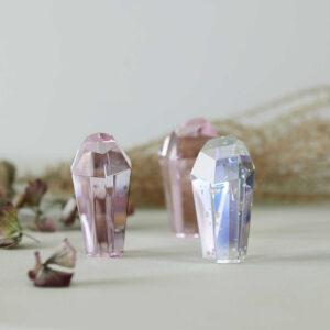 Crystal Rock mini fra Eden Outcast i pink