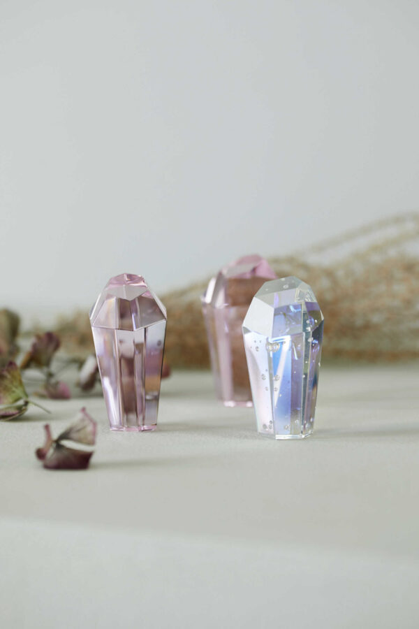 Crystal Rock mini fra Eden Outcast i pink