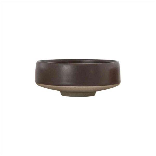 Hagi bowl fra OYOY i brun