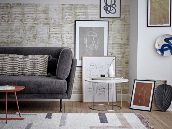 Bera sofabord fra Bloomingville i hvid marmor