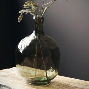 Tinka vase fra House Doctor i grøn
