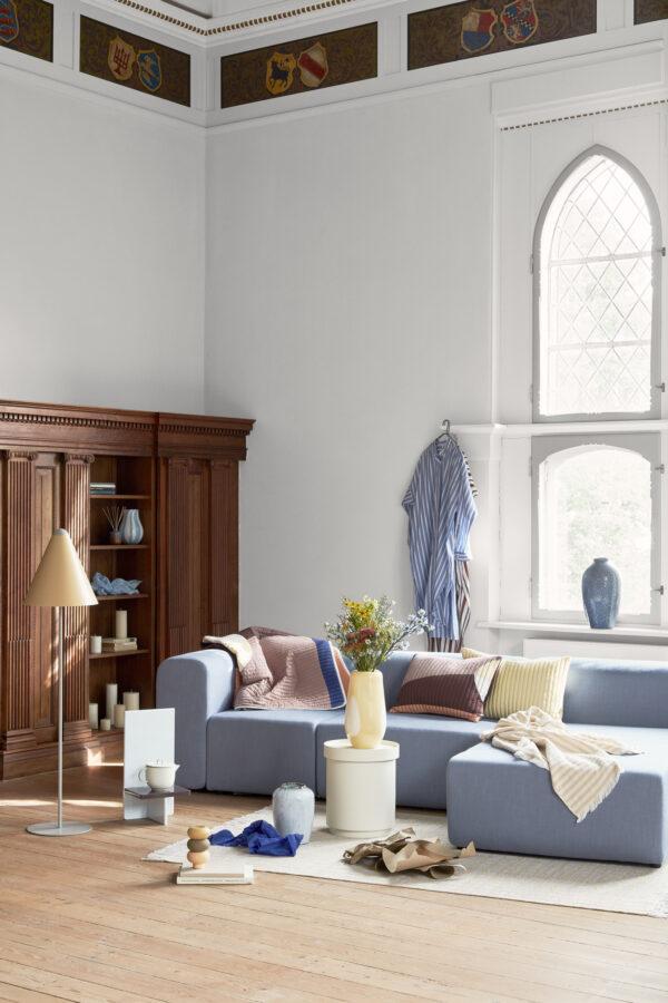 Fie pudebetræk fra Broste Copenhagen i multifarvet størrelse 40x60